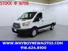 2019_Ford_Transit 250_~ Ladder Rack & Shelves ~ Only 17K Miles!_ Rocklin CA