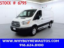 2019_Ford_Transit 250_~ Ladder Rack & Shelves ~ Only 18K Miles!_ Rocklin CA