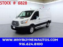 2019_Ford_Transit 250_~ Ladder Rack & Shelves ~ Only 19K Miles!_ Rocklin CA