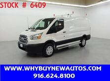 2019_Ford_Transit 250_~ Ladder Rack & Shelves ~ Only 4K Miles!_ Rocklin CA
