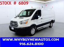 2019_Ford_Transit 250_~ Ladder Rack & Shelves ~ Only 9K Miles!_ Rocklin CA