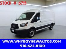 2019_Ford_Transit 250_~ Medium Roof ~ Only 31K Miles!_ Rocklin CA