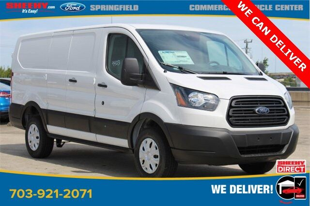 2019 Ford Transit-250 Base 3D Low Roof Cargo Van Springfield VA