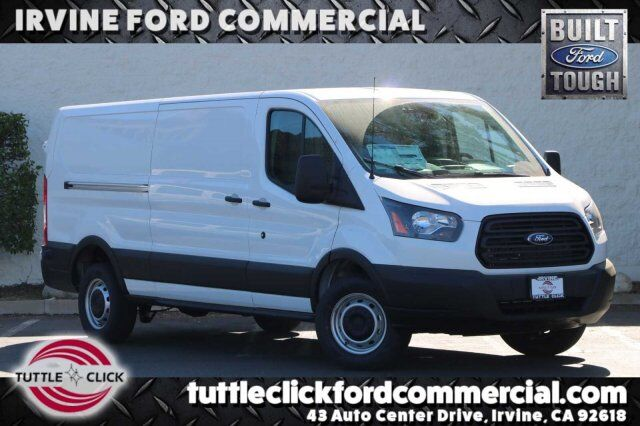 2019 Ford Transit-250 Cargo Van XL w/ Partition, First Aid Kit & Reflectors