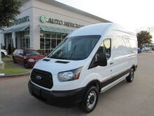 2019_Ford_Transit_250 Van High Roof w/Sliding Pass. 148-in. WB_ Plano TX
