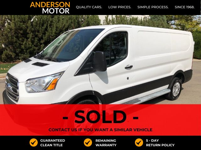 2019 Ford Transit 250 Van Low Roof w/Sliding Pass. 130-in. WB Salt Lake City UT