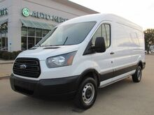 2019_Ford_Transit_250 Van Med. Roof w/Sliding Pass. 148-in. WB_ Plano TX