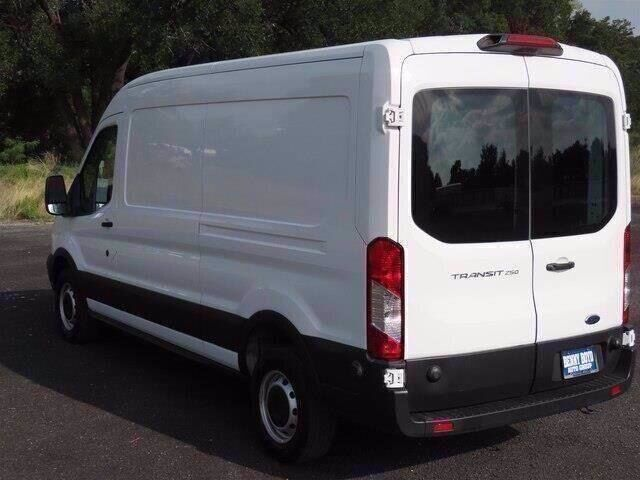 2019 Ford Transit-250 w/Sliding Pass-Side Cargo Door Marble Falls TX