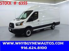 2019_Ford_Transit 350_~ High Roof ~ Extended Length ~ Only 17K Miles!_ Rocklin CA