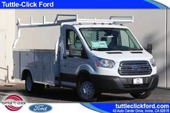 2019_Ford_Transit-350 Chassis DRW_XL Royal 10.5' Utility Body Gas_ Irvine CA