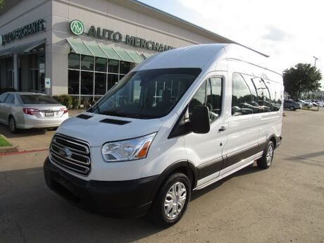 2019 Ford Transit 350 Wagon High Roof XLT w/Sliding Pass. 148-in. WB Plano TX