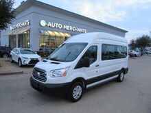 2019_Ford_Transit_350 Wagon High Roof XLT w/Sliding Pass. 148-in. WB,RARE HIGH ROOF, 15 PASS, SLIDING DOOR, BACKUP CAM_ Plano TX