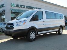 2019_Ford_Transit_350 Wagon Low Roof XLT 60/40 Pass. 148-in. WB*BACK UP CAMERA,15 PASSENGER,UNDER FACTORY WARRANTY!_ Plano TX