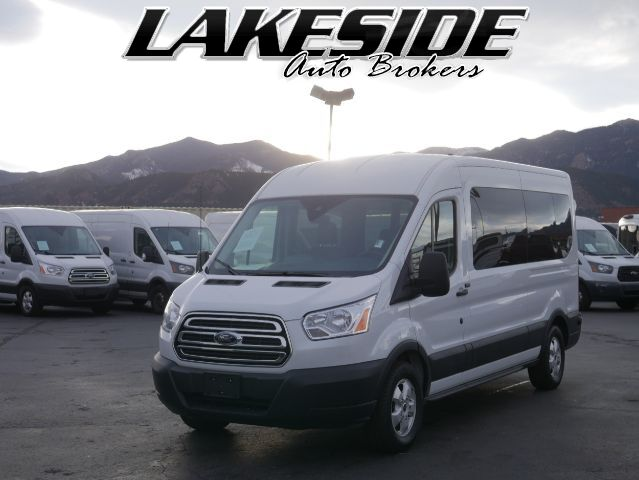 2019 Ford Transit 350 Wagon Med. Roof XLT w/Sliding Pass. 148-in. WB Colorado Springs CO