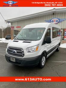 2019_Ford_Transit_350 Wagon Med. Roof XLT w/Sliding Pass. 148-in. WB_ Ulster County NY