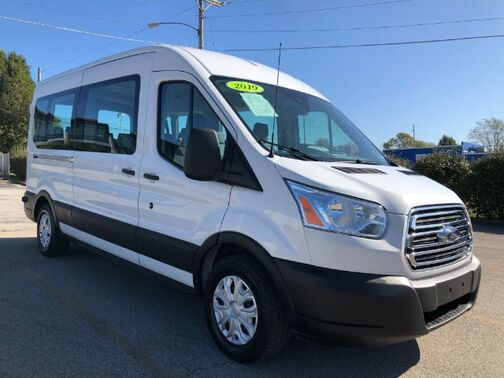 2019_Ford_Transit_350 Wagon Med. Roof XLT w/Sliding Pass. 148-in. WB_ Frankfort KY