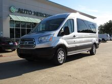 2019_Ford_Transit_350 Wagon Med. Roof XLT w/Sliding Pass. 148-in. WB_ Plano TX