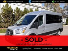 2019_Ford_Transit_350 Wagon Med. Roof XLT w/Sliding Pass. 148-in. WB_ Salt Lake City UT