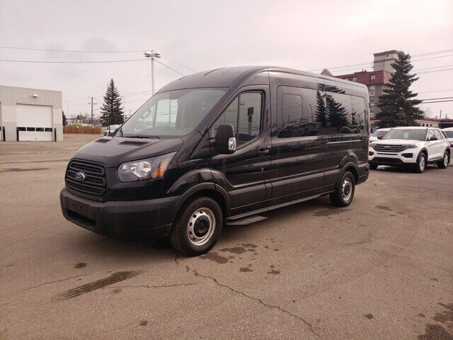 2019 Ford Transit-350 XL w/Sliding Pass-Side Cargo Door Calgary AB