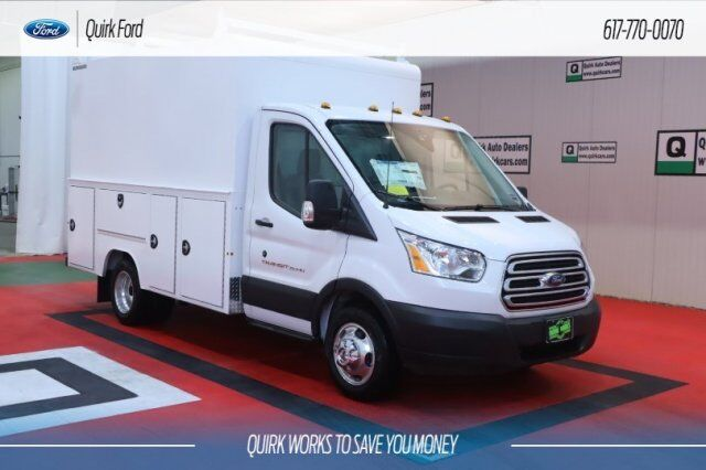 2019 Ford Transit Base S-Series Service Body Quincy MA