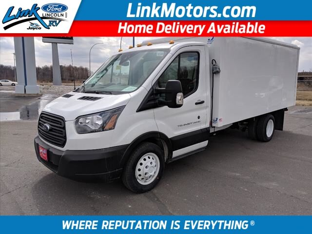 2019 Ford Transit Chassis Cab Base 156 WB Rice Lake WI