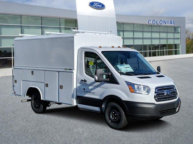 2019 Ford Transit Chassis T-350 SRW 138 WB 9500 GVWR Plymouth MA