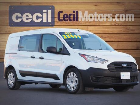 2019 Ford Transit Connect Cargo CB  TX