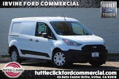2019_Ford_Transit Connect Cargo Van LWB_XL w/ Steel Partition_ Irvine CA