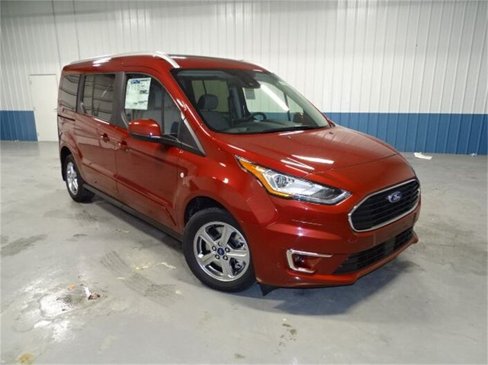 2019 Ford Transit Connect Titanium Plymouth WI