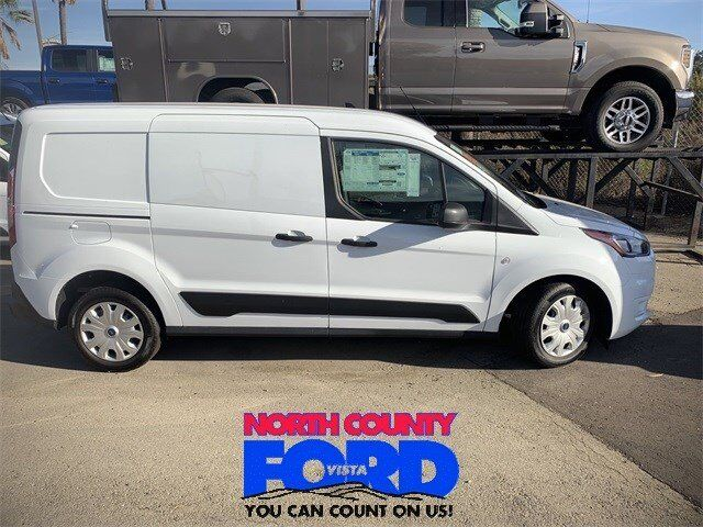 2019_Ford_Transit Connect Van_XLT_ Vista CA