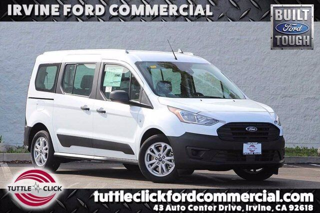 2019 Ford Transit Connect Wagon Van LWB XL 6 Passenger Gas Irvine CA