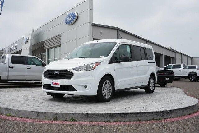 2019 Ford Transit Connect Wagon XLT  TX