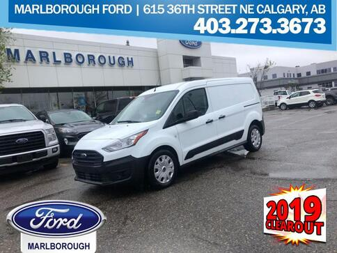 2019_Ford_Transit Connect_XL  - Navigation -  SYNC 3_ Calgary AB