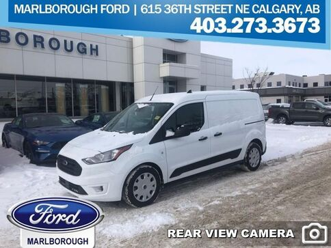 2019_Ford_Transit Connect_XLT  - Navigation -  SYNC 3_ Calgary AB