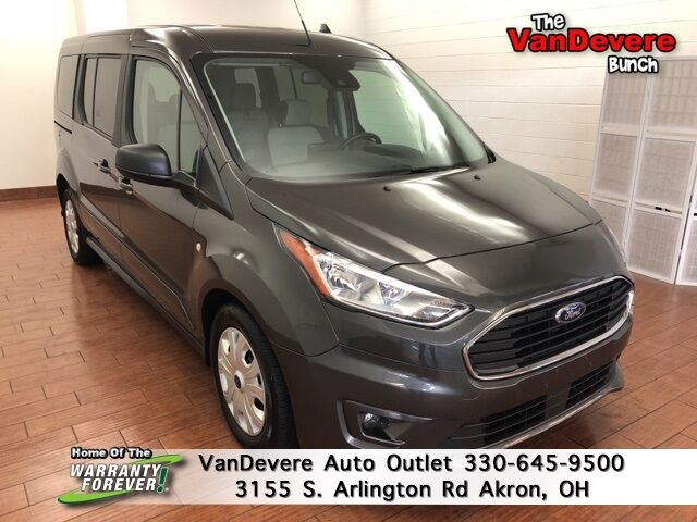 2019 Ford Transit Connect XLT Akron OH