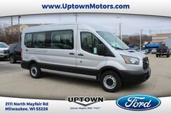 2019_Ford_Transit Passenger Wagon_T-350 XL Med. Roof_ Milwaukee and Slinger WI