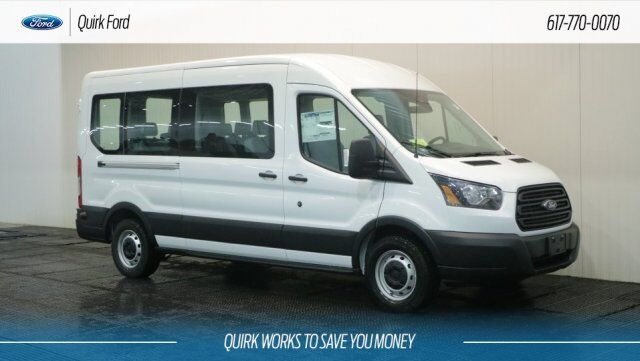 2019 Ford Transit Passenger Wagon XL Quincy MA