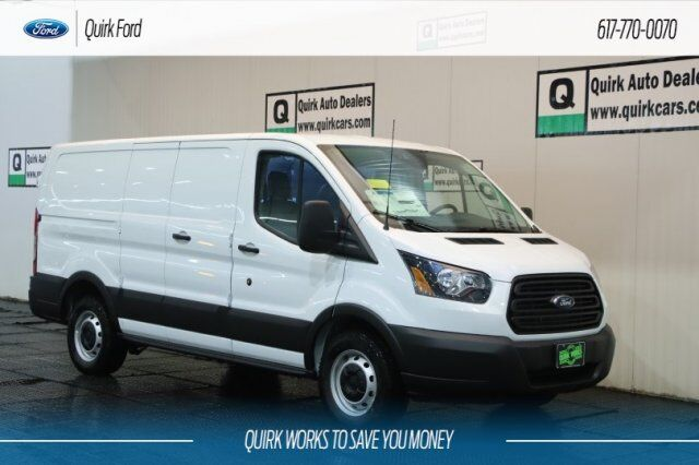 2019 Ford Transit Van Base w/60/40 Pass-Side Cargo Doors Quincy MA