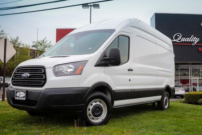 2019 Ford Transit Van High Roof 148 Cargo 1 Owner Backup Camera Springfield NJ