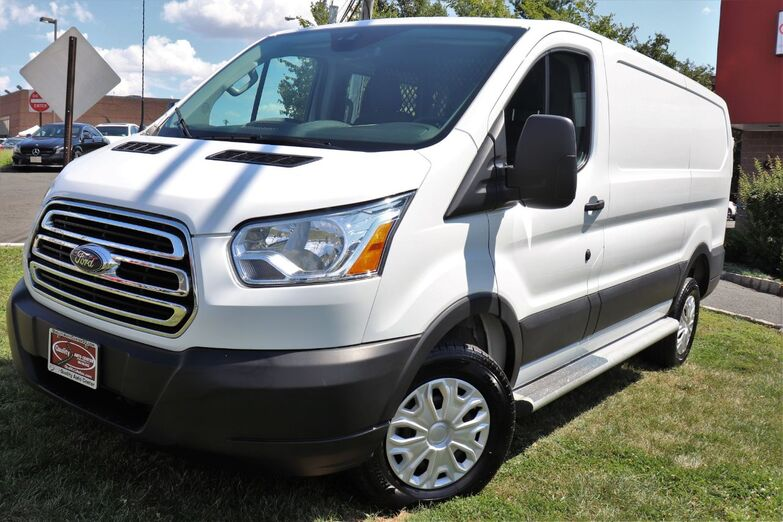 2019 Ford Transit Van Low Roof 130 Cargo 1 Owner Backup Camera Springfield NJ