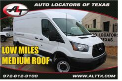 2019_Ford_Transit Van_MEDIUM ROOF CARGO_ Plano TX