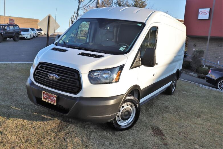 2019 Ford Transit Van Medium Roof 148 1 Owner Backup Camera Springfield NJ