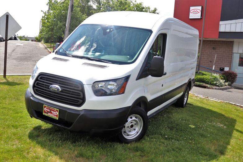 2019 Ford Transit Van Medium Roof 148 Cargo 1 Owner Backup Camera Springfield NJ