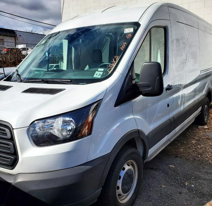 2019 Ford Transit Van Medium Roof 148 Cargo Backup Camera Springfield NJ
