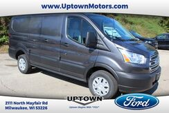 """2019_Ford_Transit Van_T-250 130"""" Low Rf 9000 GVWR Swing-Out RH Dr_ Milwaukee and Slinger WI"""
