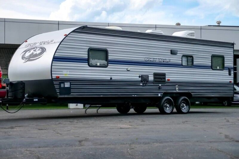 2019 Forest River Grey Wolf Limited 26RR *Toy Hauler* Mooresville NC