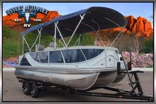 2019 Forest River Marine South Bay 521CR 2.75 Pontoon Boat