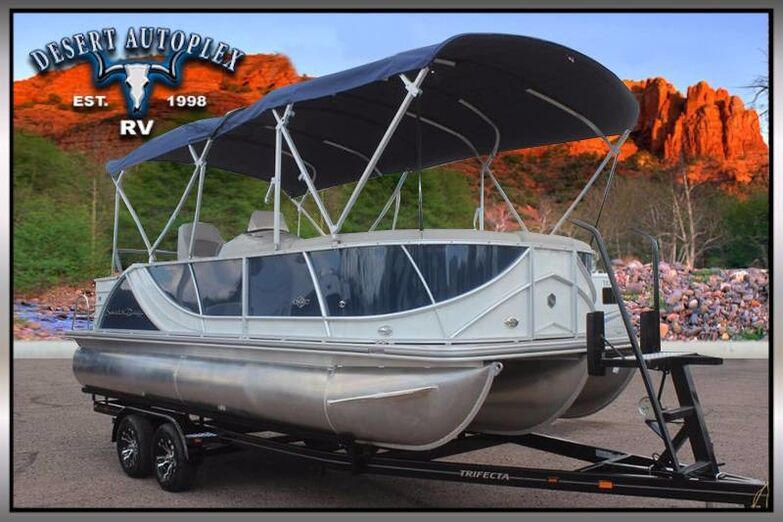 2019 Forest River Marine South Bay 521CR 2.75 Pontoon Boat Mesa AZ