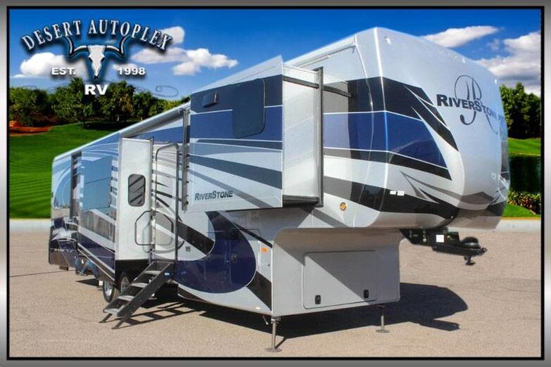 2019 Forest River Riverstone 39FK Five Slide Fifth Wheel RV Mesa AZ