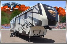 2019 Forest River Sierra 378FB Triple Slide Fifth Wheel RV